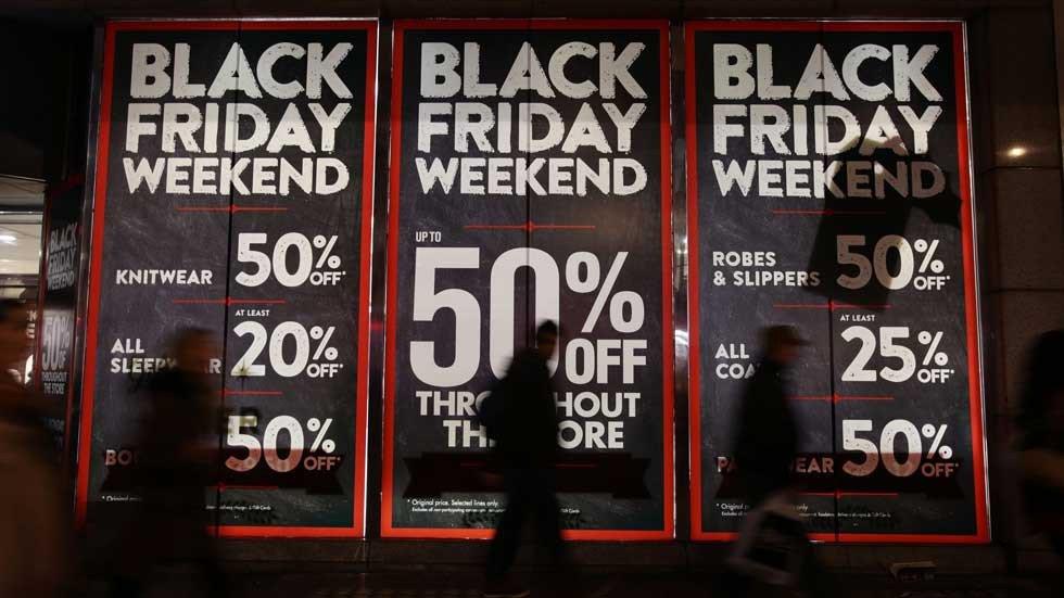 Parte la settimana del Black Friday, sconti anche a Trieste
