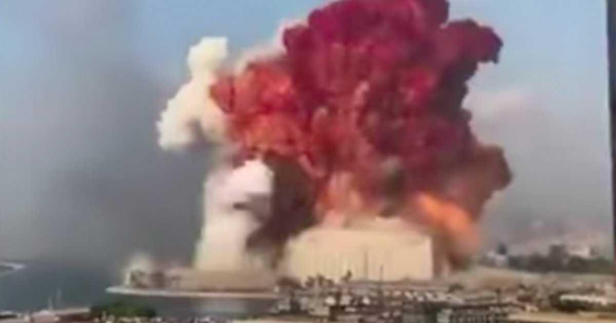Beirut: almeno 137 i morti, 5'000 i feriti in esplosioni