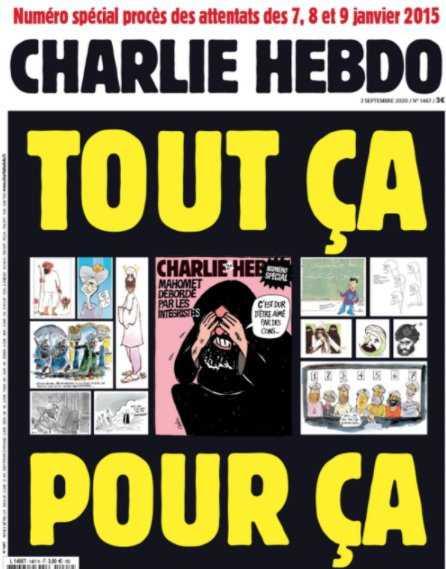 Processo Charlie Hebdo: chi attenta alla libertà di espressione Cronaca