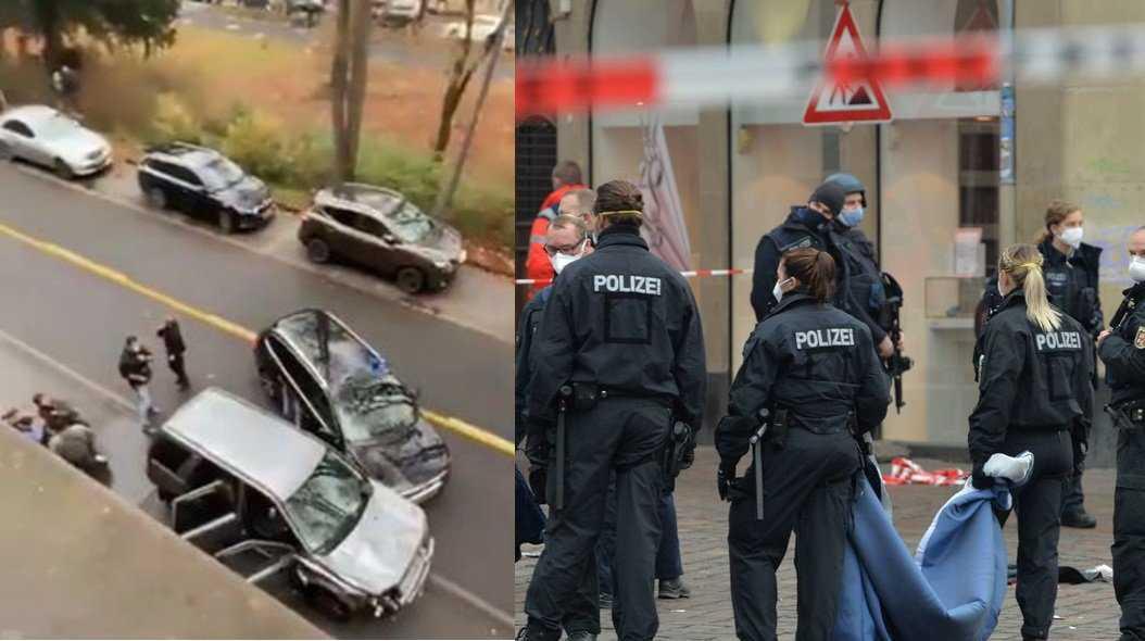 Germania, auto sulla folla a Treviri: almeno 4 morti e 15 feriti