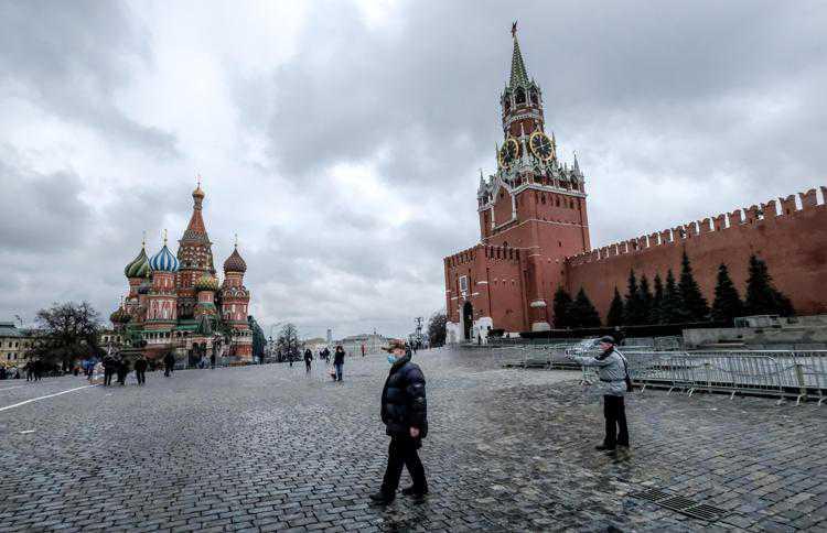 Mosca, terminano le restrizioni Covid-19. Il sindaco: